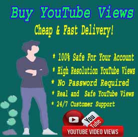 Buy YouTube Views Cheap