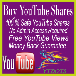 Buy YouTube Shares