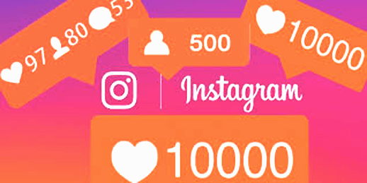 Automatic increase Instagram likes