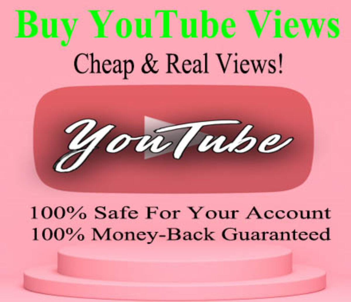How To Buy YouTube Views   Easy, Safe & Fast   YTBots